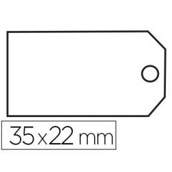 Étiquette à fil apli agipa 22x35mm cartonnette blanche...