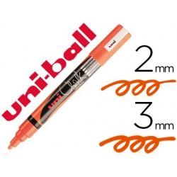 Marqueur uniball craie chalk pointe fine 2/3mm idéal...