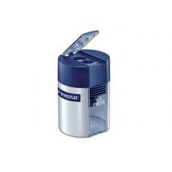 Taille-crayon staedtler plastique transparent réservoir...
