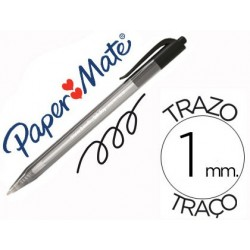 Stylo-bille paper mate inkjoy 100 écriture moyenne 0.7mm...