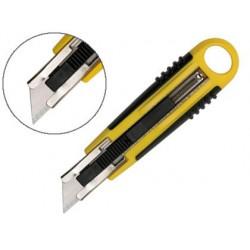 Cutter q-connect rétractable lame 18mm