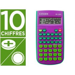 Calculatrice citizen sr-135f s cientifique 10 chiffres...