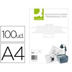 Transparent q-connect économique ohp photocopieur format...