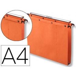 Dossier suspendu l'oblique carte canson kraft orange 240g...