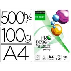 Papier prodesign multifonction s a4 100g/m2 unicolore...