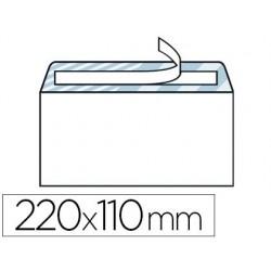 Enveloppe économique dl 110x220mm 80g adhésive coloris...