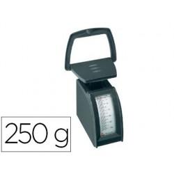 Pèse-lettres alba mécanique 250g 10x10.2x12cm idéal...