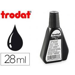 Encre trodat base eau tous tampons encreurs couleur noir...