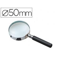 Loupe jpc ronde lentille verre 50mm diamètre...