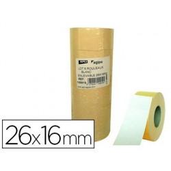 Étiquette adhésive apli agipa rectangulaire enlevable...