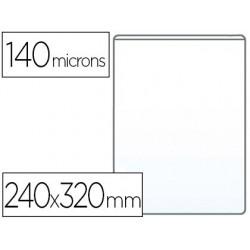 Étui protection elba pvc transparent 15/100e 240x320mm...