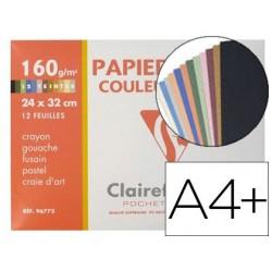 Papier dessin clairefontaine couleur travaux de découpage...