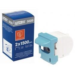 Cassette d'agrafes rapid r5020/r5025 pour agrafeuse...