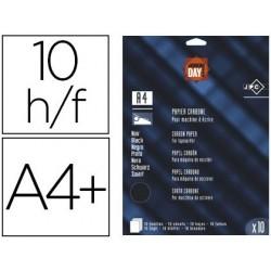 Papier carbone jpc day a4 210x310mm film filmor pour...