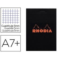 Bloc bureau rhodia a7+ papier vélin surfin couverture...