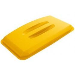 Couvercle rubbermaid conteneur collecteur durabin coloris...