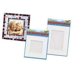 Cadre photo folia carton épais à décorer 16.6x21.6cm...