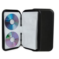 Portefeuille q-connect polypropylène cd/dvd haute qualité...