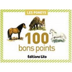 Bon point éditions lito poneys texte pédagogique au verso...