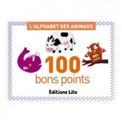 Bon point éditions lito alphabet animaux texte...