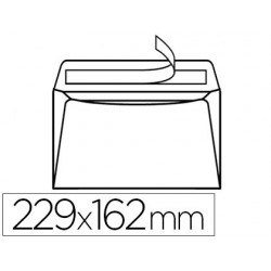 Enveloppe gpv green c5 162x229mm 80g adhésive recyclée...