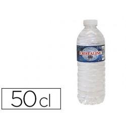 Eau plate cristaline bouteille 50cl