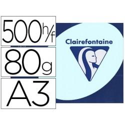Papier couleur clairefontaine trophée multifonction a3...