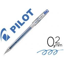 Stylo-bille pilot g-tec-c4 pointe hi-tec écriture extra...
