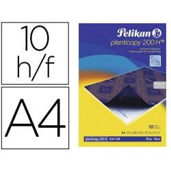 Papier carbone pelikan a4 210x297mm écriture manuscrite...