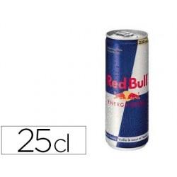 Boisson red bull énergisante canette 25cl