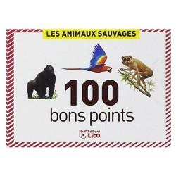 Bon point éditions lito animaux sauvages texte...