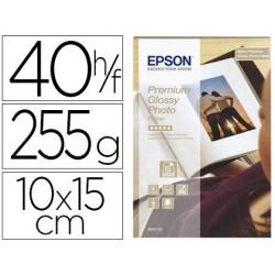 Papier photo epson jet d'encre premium glossy glacé super...