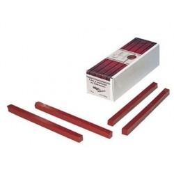 Cire à cacheter sign coloris rouge boîte 10 bâtons 45g