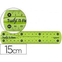 Règle plate maped twist'n'flex 15cm souple incassable...