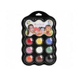 Palette maquillage oz international carnaval grim'tout...