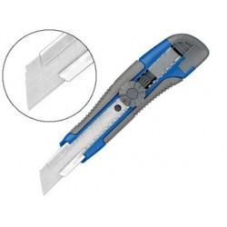 Cutter wonday plastique autobloquant lame 18mm