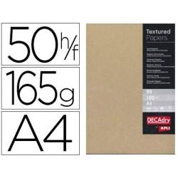 Papier correspondance apli gamme structure kraft 95g/m2...