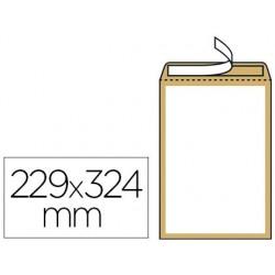 Pochette gpv dos carton 500g kraft blond 120g anti-pli c4...
