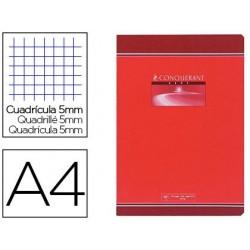 Cahier piqué conquérant sept couverture offset a4...