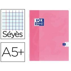 Cahier piqué oxford couverture pelliculée lavable a5+...