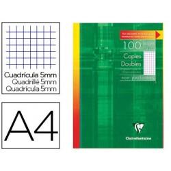 Copie double clairefontaine a4 210x297mm papier vélin...