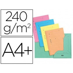 Chemise kraft oxford hv kraft 240g 235x320mm armoire et...