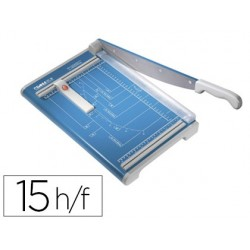 Cisaille dahle 534 format a3 capacité coupe 15f pression...
