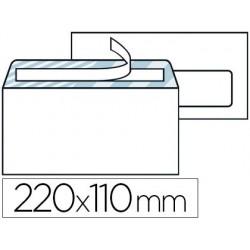 Enveloppe gpv dl 110x220mm 90g adhésive fermeture rapide...