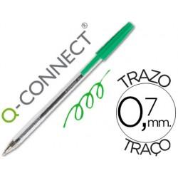 Stylo-bille q-connect écriture moyenne 0.7mm encre...