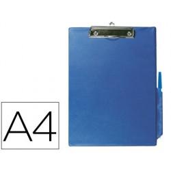 Porte-bloc q-connect carton recouvert pvc épaisseur 3mm...