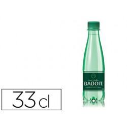 Eau gazeuse badoit bouteille de 33cl