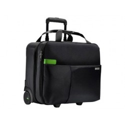 Valise trolley esselte polyester 420x370x200mm 2 roues 2...