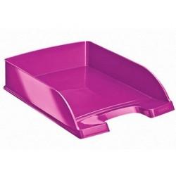 Corbeille à courrier leitz wow polystyrène 255x70x357mm...
