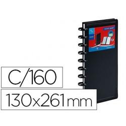 Porte-cartes de visite viquel pp 6/10e 130x265mm 20...